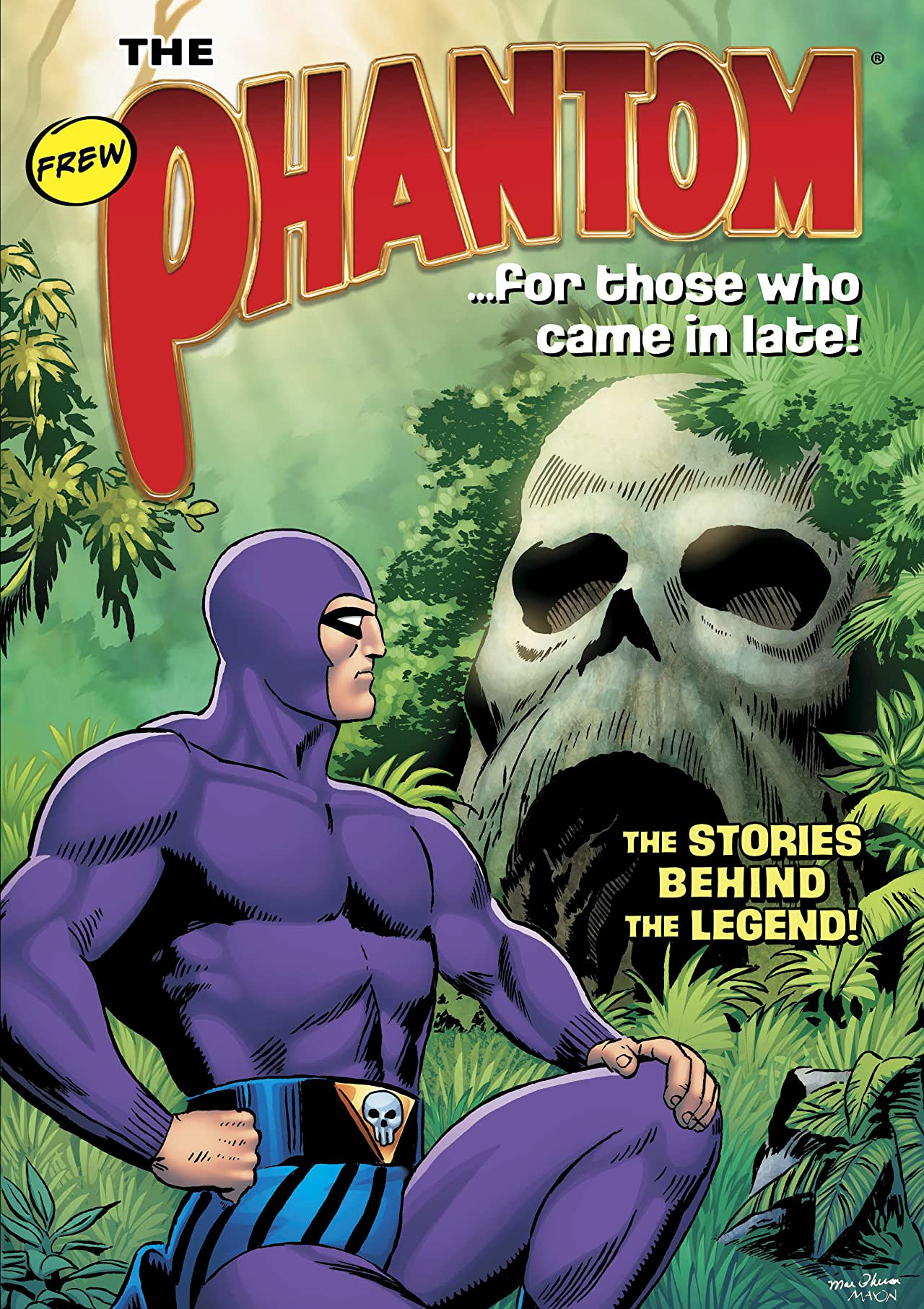 The Phantom Trade Paperback #01