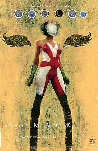 Kabuki Omnibus Vol. 1