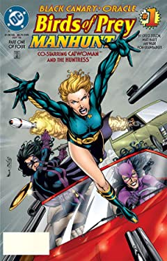 Birds of Prey: Manhunt #1