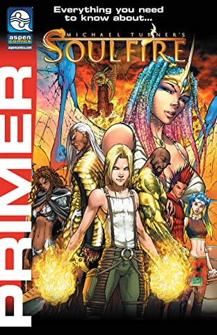Soulfire PRIMER Vol. 2018 #1
