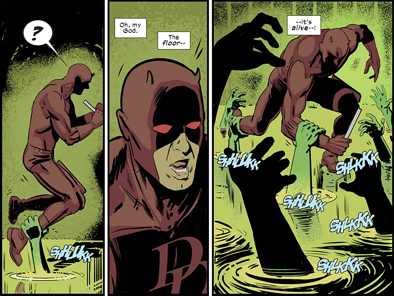 Daredevil: Road Warrior Infinite Comic #4 (of 4)