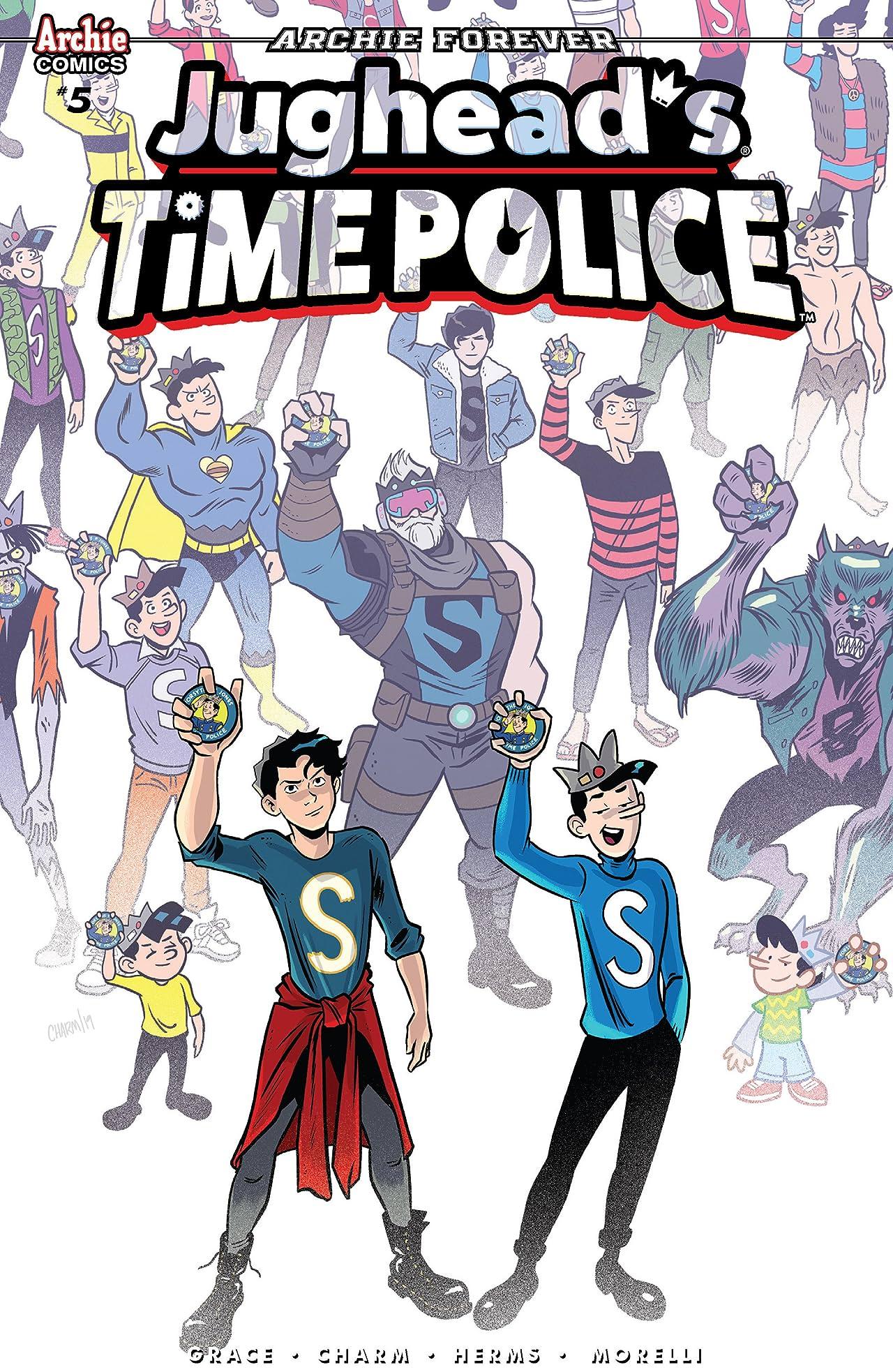 Jughead's Time Police No.5