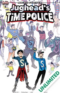 Jughead's Time Police #5
