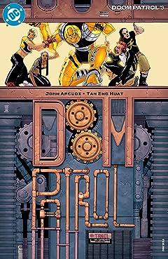 Doom Patrol (2001-2003) #3