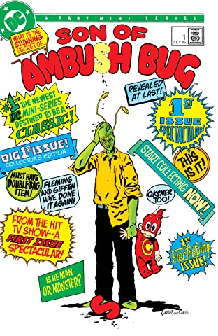 Son of Ambush Bug (1986) #1