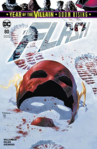 The Flash (2016-) #80