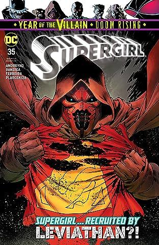 Supergirl (2016-) #35