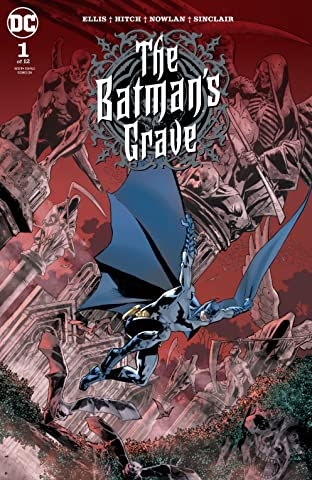 The Batman's Grave (2019-) No.1