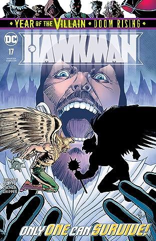 Hawkman (2018-) #17
