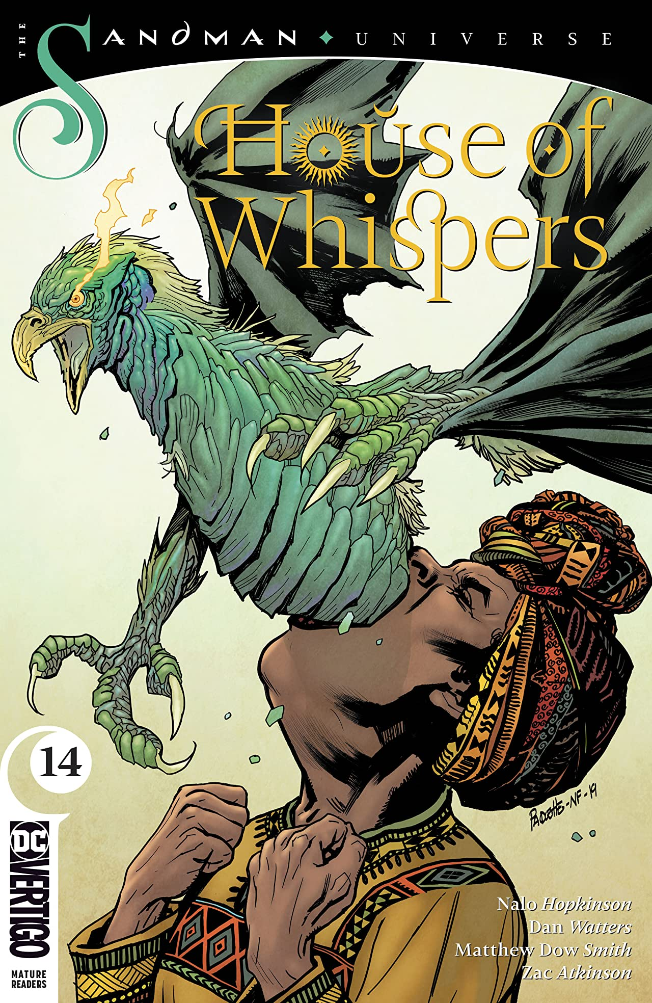 House of Whispers (2018-) #14