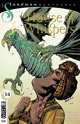 House of Whispers (2018-) No.14