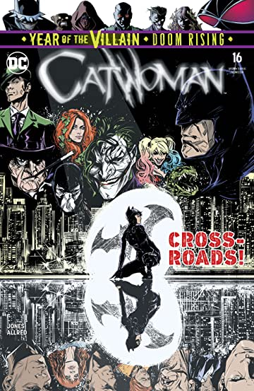 Catwoman (2018-) #16