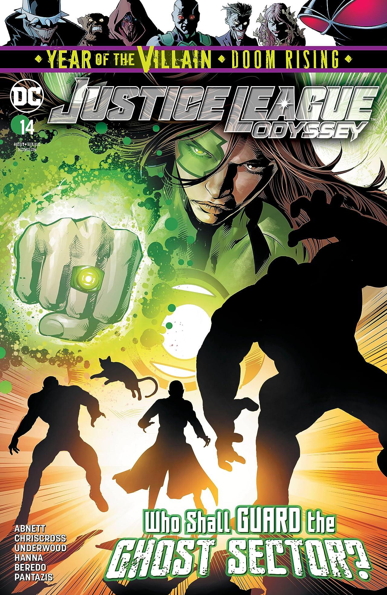 Justice League Odyssey (2018-) No.14