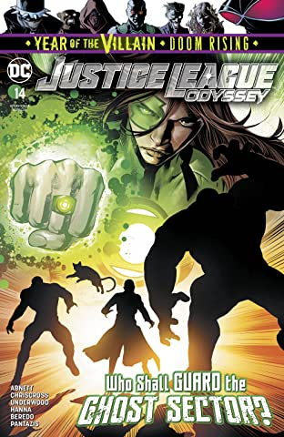 Justice League Odyssey (2018-) No.14