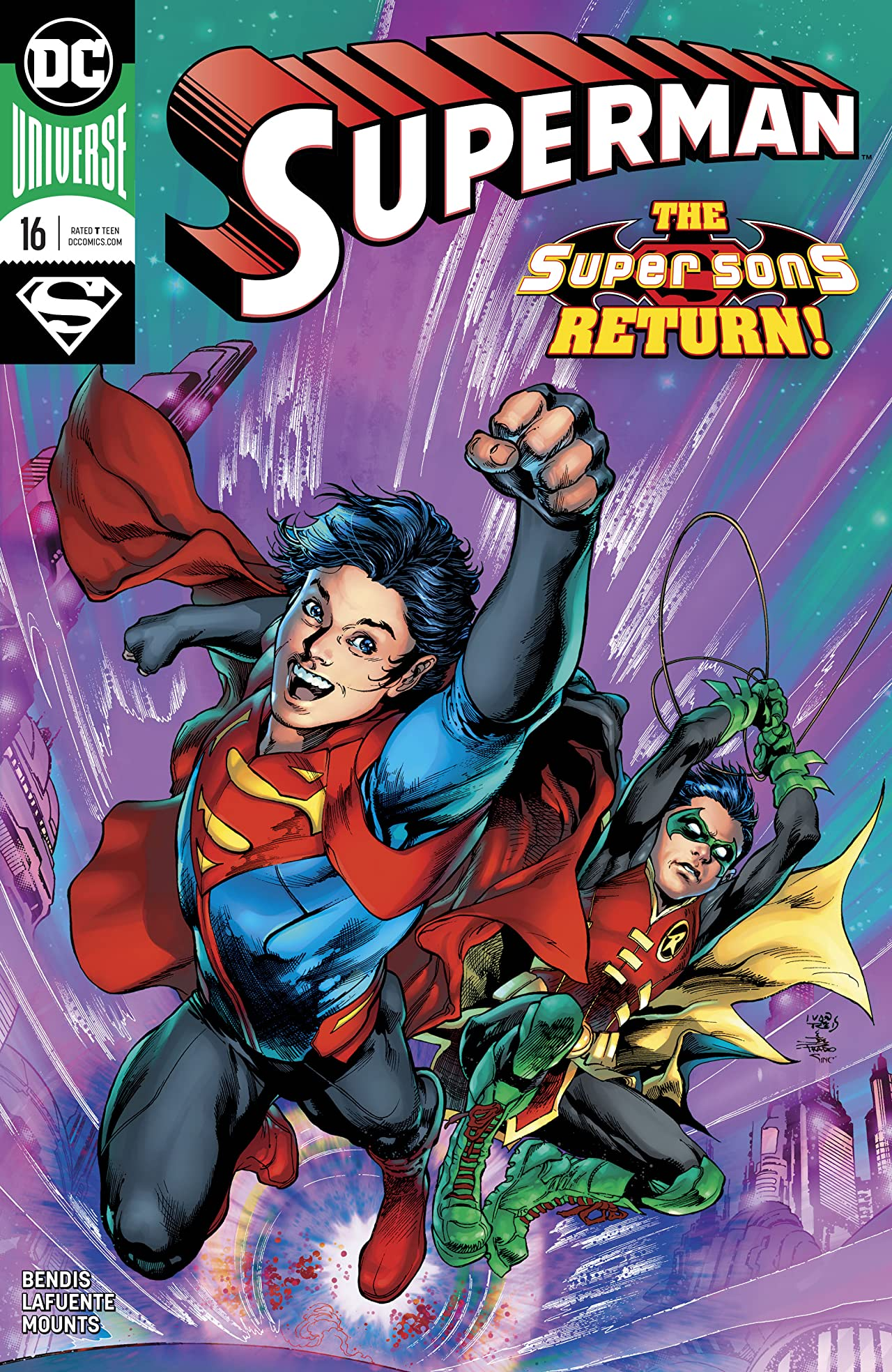 Superman (2018-) No.16