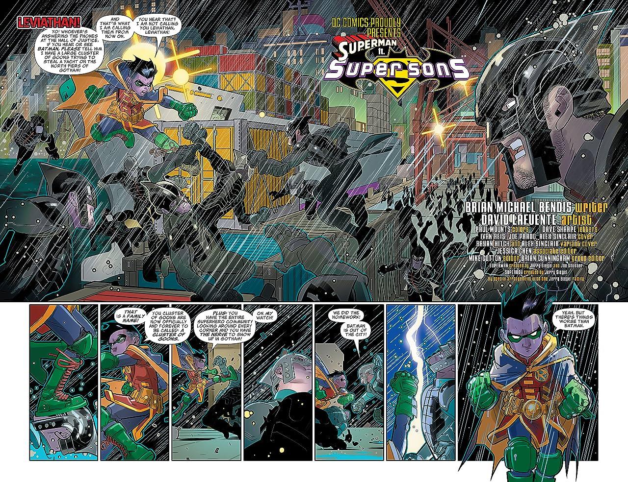 Superman (2018-) #16