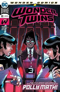 Wonder Twins (2019-) #8