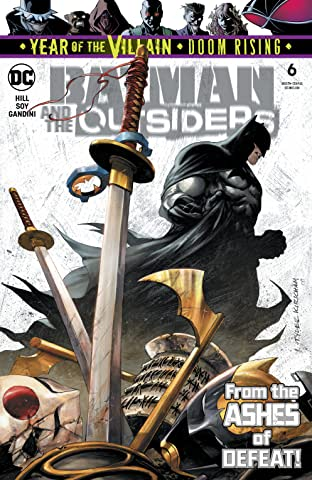 Batman and the Outsiders (2019-) No.6