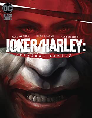 Joker/Harley: Criminal Sanity (2019-) No.1