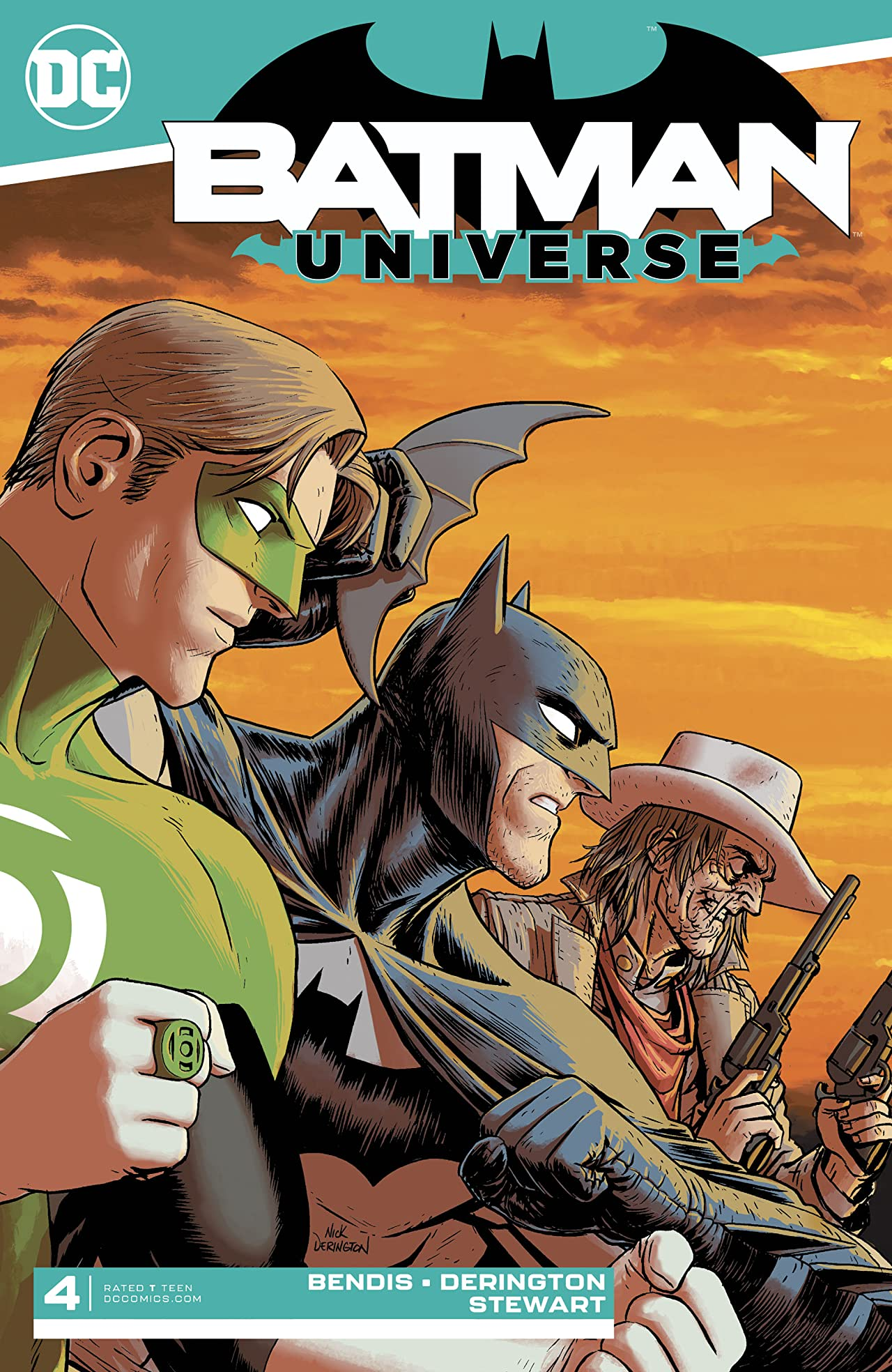 Batman: Universe (2019) No.4