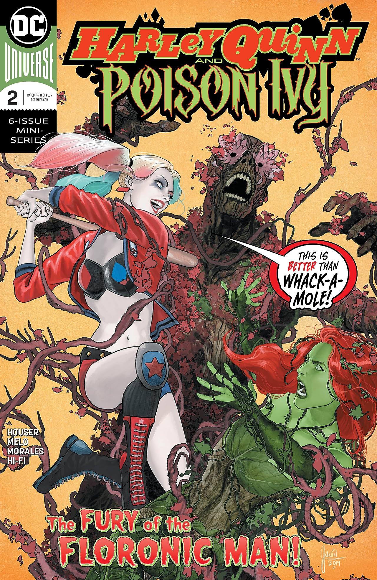 Harley Quinn & Poison Ivy (2019-) No.2