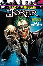 Joker: Year of the Villain (2019-) #1