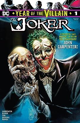 Joker: Year of the Villain (2019-) #1