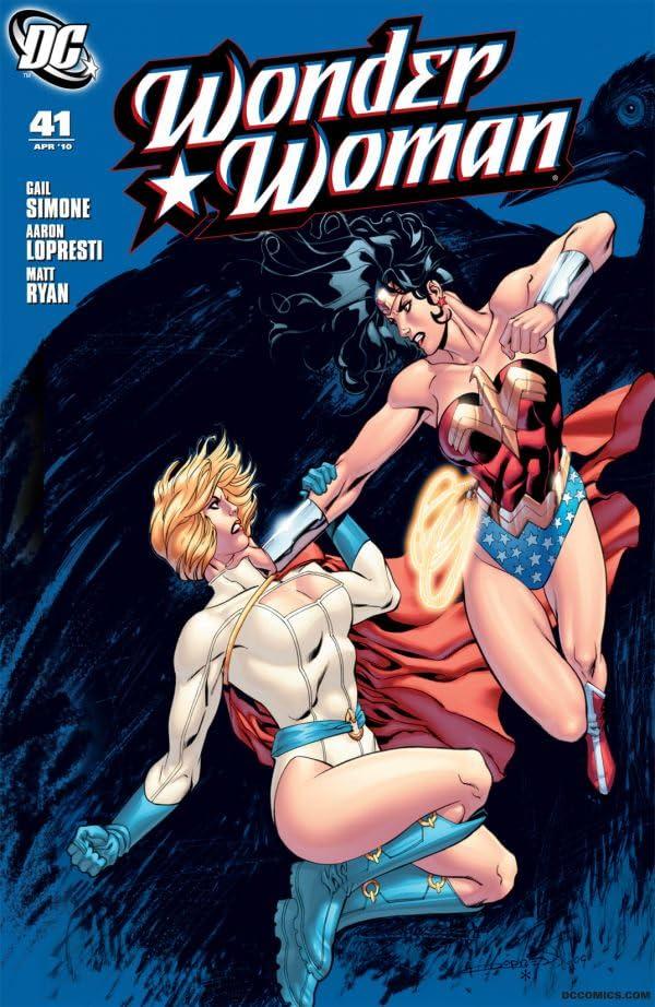 Wonder Woman (2006-2011) #41