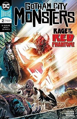 Gotham City Monsters (2019-) #2