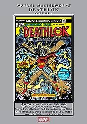 Deathlok Masterworks Vol. 1