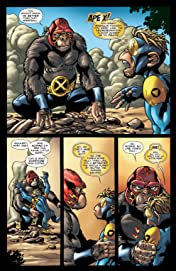 Marvel Apes: The Evolution Starts Here