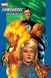 Ultimate Fantastic Four Collection Vol. 1