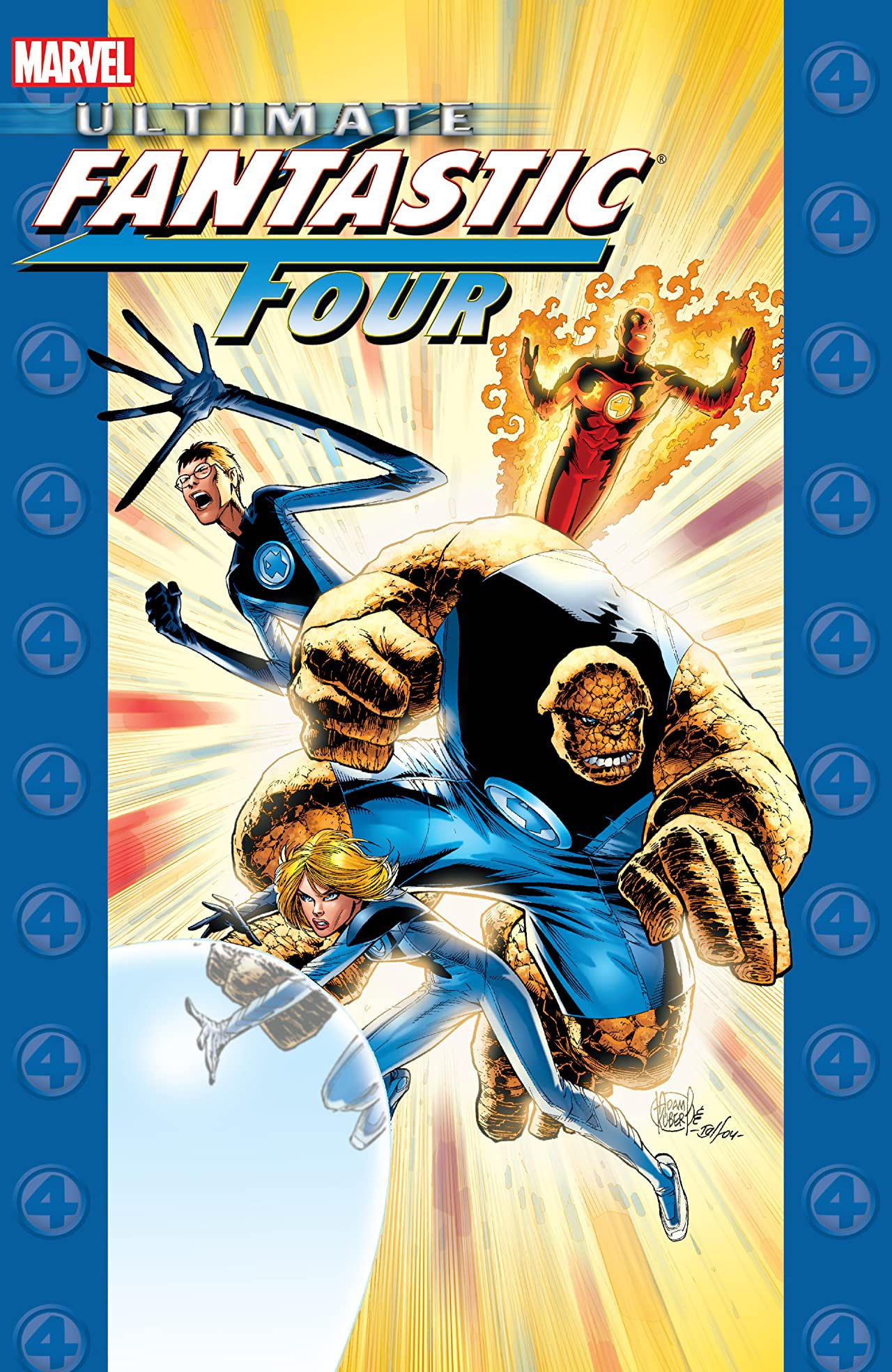 Ultimate Fantastic Four Collection Vol. 2
