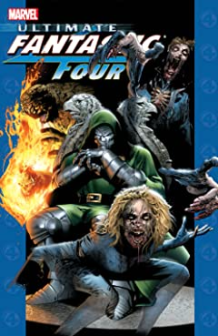 Ultimate Fantastic Four Collection Vol. 3