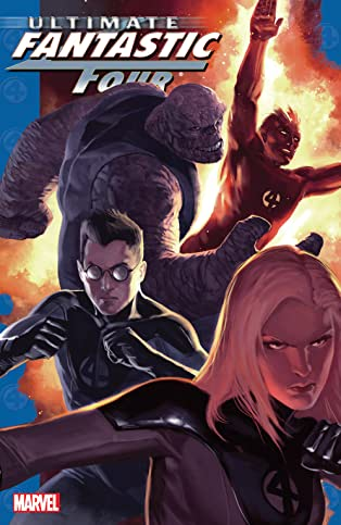 Ultimate Fantastic Four Collection Vol. 5