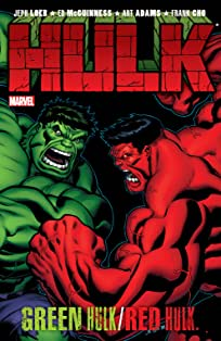 Hulk: Green Hulk/Red Hulk