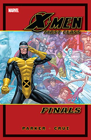 X-Men: First Class Finals