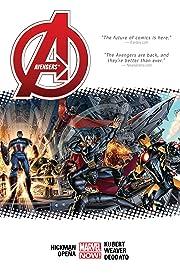 Avengers by Jonathan Hickman Vol. 1
