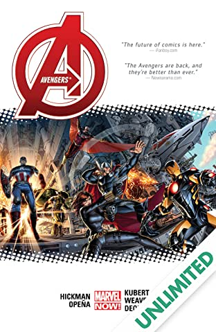 Avengers by Jonathan Hickman Vol. 1