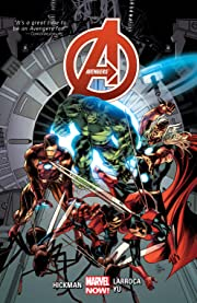 Avengers by Jonathan Hickman Vol. 3