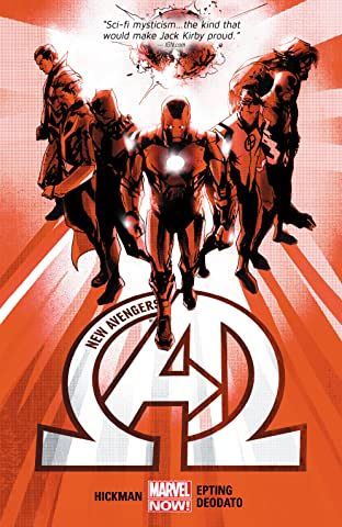 New Avengers by Jonathan Hickman Tome 1