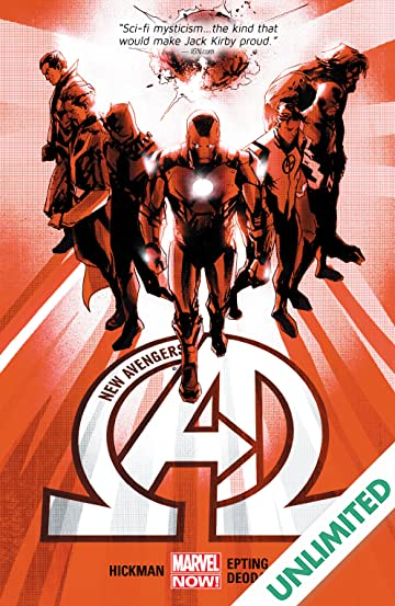 New Avengers by Jonathan Hickman Vol. 1