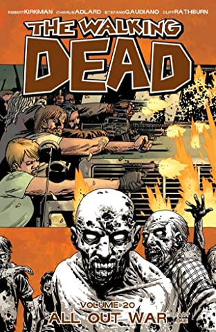 The Walking Dead Tome 20: All Out War Part 1
