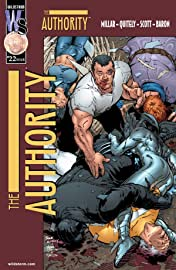 The Authority (1999-2002) #22