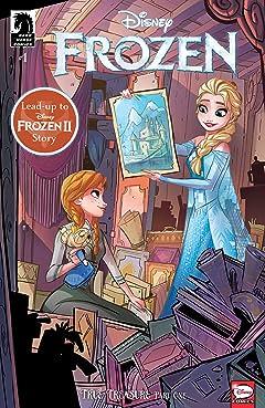 Disney Frozen: True Treasure #1