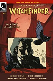 Witchfinder: The Reign of Darkness No.1