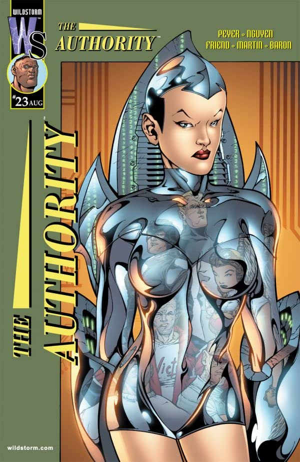 The Authority (1999-2002) #23