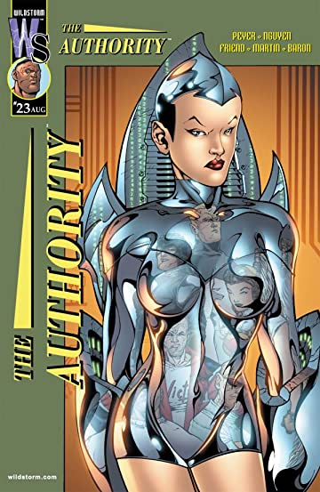 The Authority Vol. 1 #23