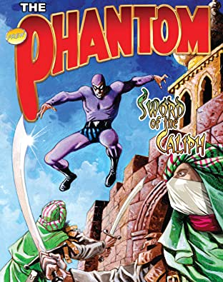 The Phantom Trade Paperback #03