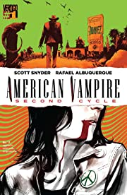 American Vampire: Second Cycle #1